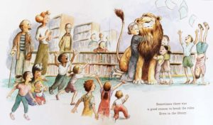 library-lion-book-hawkes-knudsen-p2