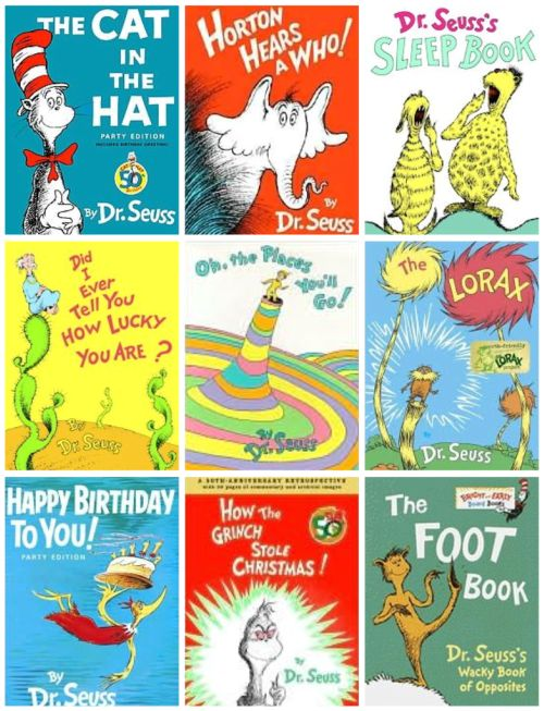 essays on dr seuss In dr seuss ' c artoon but that was before she was charged with the task of writing an essay on social activism in her writing and rhetoric class.